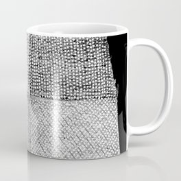 Abstract Art Black and White, Abstract Watercolour, Abstract Line Art. Coffee Mug