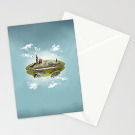 "Merlin- ""Two Sides of the Same Coin"" Stationery Cards"