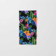 Jungle Vibe Hand & Bath Towel