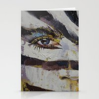 carnival Stationery Cards featuring Carnival by Michael Creese