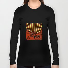 OCTOBER REVOLUTION Long Sleeve T-shirt