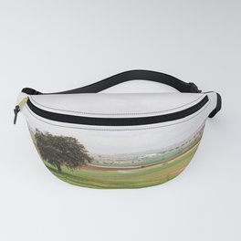 Countryside Landscape Fanny Pack