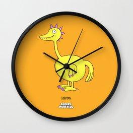 Lolliplonk Wall Clock