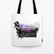 Spider House Tote Bag