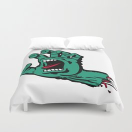 CATCH AND BITE Duvet Cover