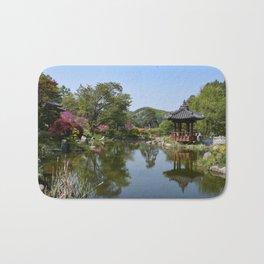The Garden of the Morning Calm, Korea Bath Mat