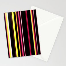 Stripes 4 Stationery Cards