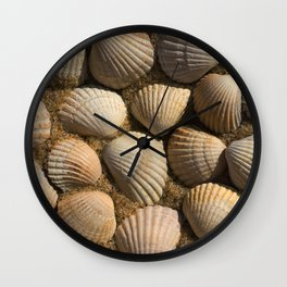 The World of Shells Wall Clock