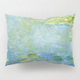 1906-Claude Monet-Waterlilies-73 x 92 Pillow Sham