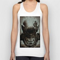 finding nemo Tank Tops featuring Captain Nemo by Bella Blue Photography