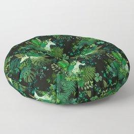 Irish Unicorn Floor Pillow
