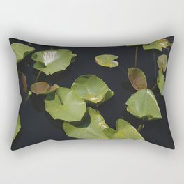 lake Rectangular Pillow