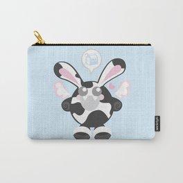 Bunbun Cow Carry-All Pouch