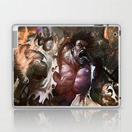 League of Legends Dr. MUNDO Laptop & iPad Skin