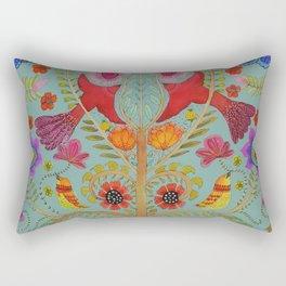 kalamkari Rectangular Pillow