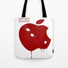 Apple Kill Tote Bag