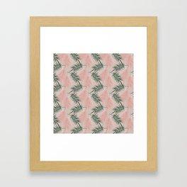 Palm Springs No.5 Framed Art Print