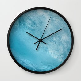 Pounding Waves Wall Clock