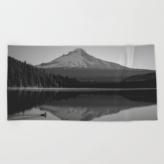 Mountain Moments Beach Towel