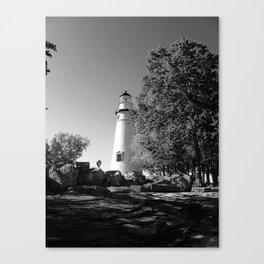 Lighthouse... Canvas Print