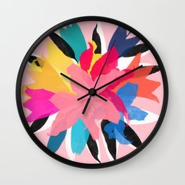 lily 14 Wall Clock