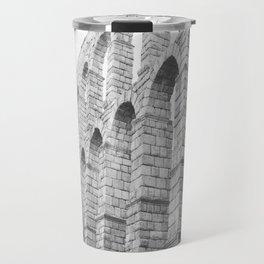 Segovia Spain Aqueduct  Travel Mug