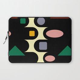 Geometric abstraction  #society6 #decor #buyart #artprint Laptop Sleeve