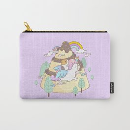Bubu the Guinea pig, Unicorn Carry-All Pouch