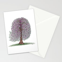 A tree of legend Stationery Cards