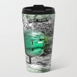 Golf Hill Letter Box Travel Mug