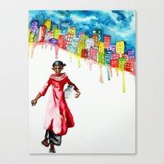 Giraavaru Canvas Print