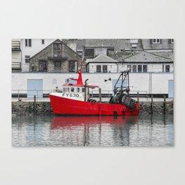 Trawler FY 830 Atlantis Canvas Print