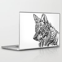 dreamer Laptop & iPad Skins featuring Dreamer by René Campbell