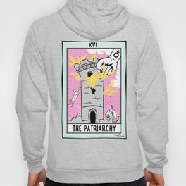 The Cards Say Smash the Patriarchy Hoody