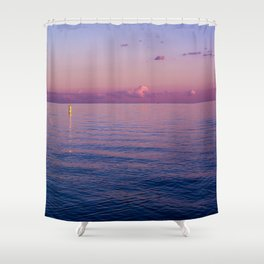 Everytime I See You Shower Curtain