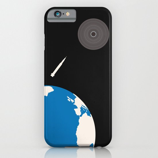 First Moon Landing Apollo 11 iPhone & iPod Case