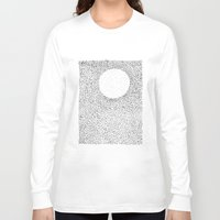dots Long Sleeve T-shirts featuring dots by Ioana Luscov