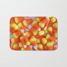 Candy Corn Galore Bath Mat