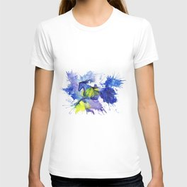 Watercolor and Ink Horse T-shirt