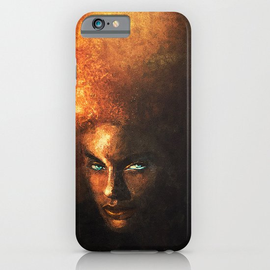 AFRO iPhone & iPod Case