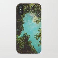 Starry Sky iPhone X Slim Case