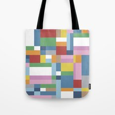 Map Close Tote Bag