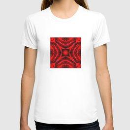 Archangel Uriel Passion and Inner Light Mandala T-shirt