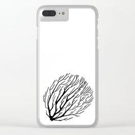 Tumbleweed Clear iPhone Case