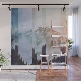 Fractions A38 Wall Mural