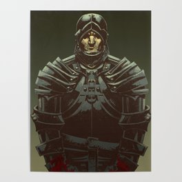 Knight Poster