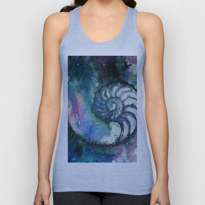 Nature Music No.1D by Kathy Morton Stanion Unisex Tank Top