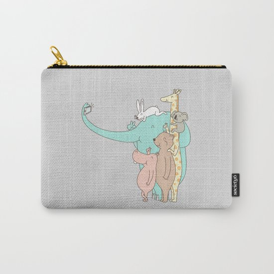 Wefie Carry-All Pouch