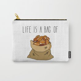 Life Is a Bag of... Carry-All Pouch