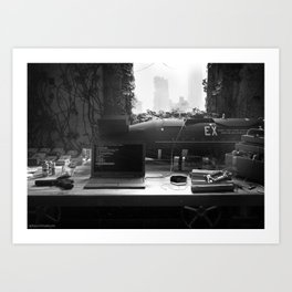 Insurrection 02 Art Print